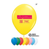 "PN13-120D - 9"" Qualatex® Latex Standard Color Balloons - thumbnail"