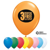 "PN13-120E - 11"" Qualatex®  Standard Color Latex Balloons - thumbnail"